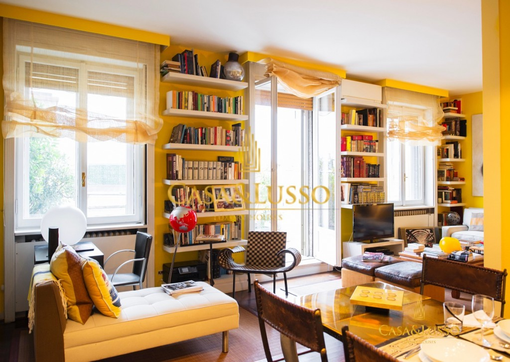 For Rent Penthouse Milan - Penthouse fully furnished  Locality