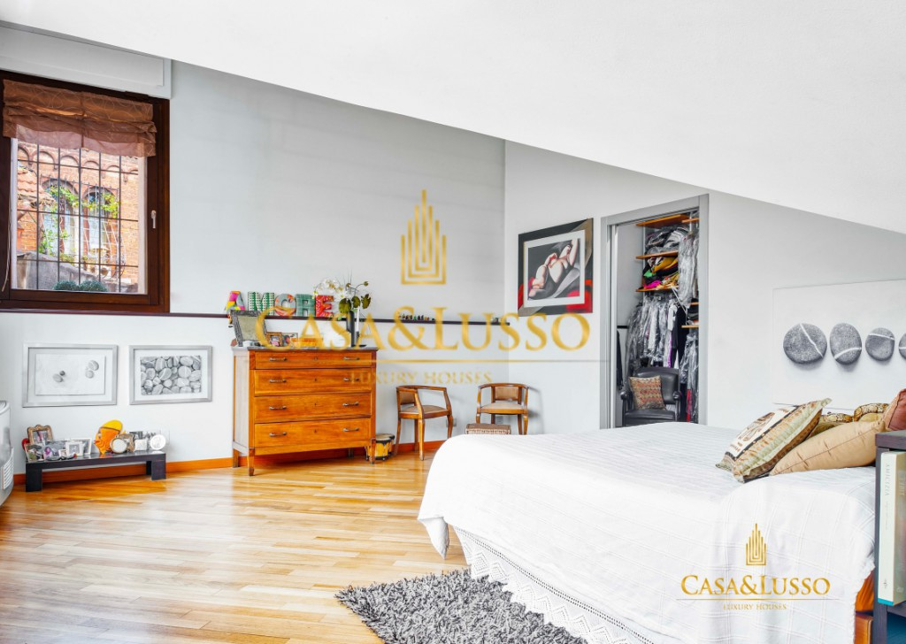 For Sale Penthouse Milan - Panoramic penthouse with terrace Locality