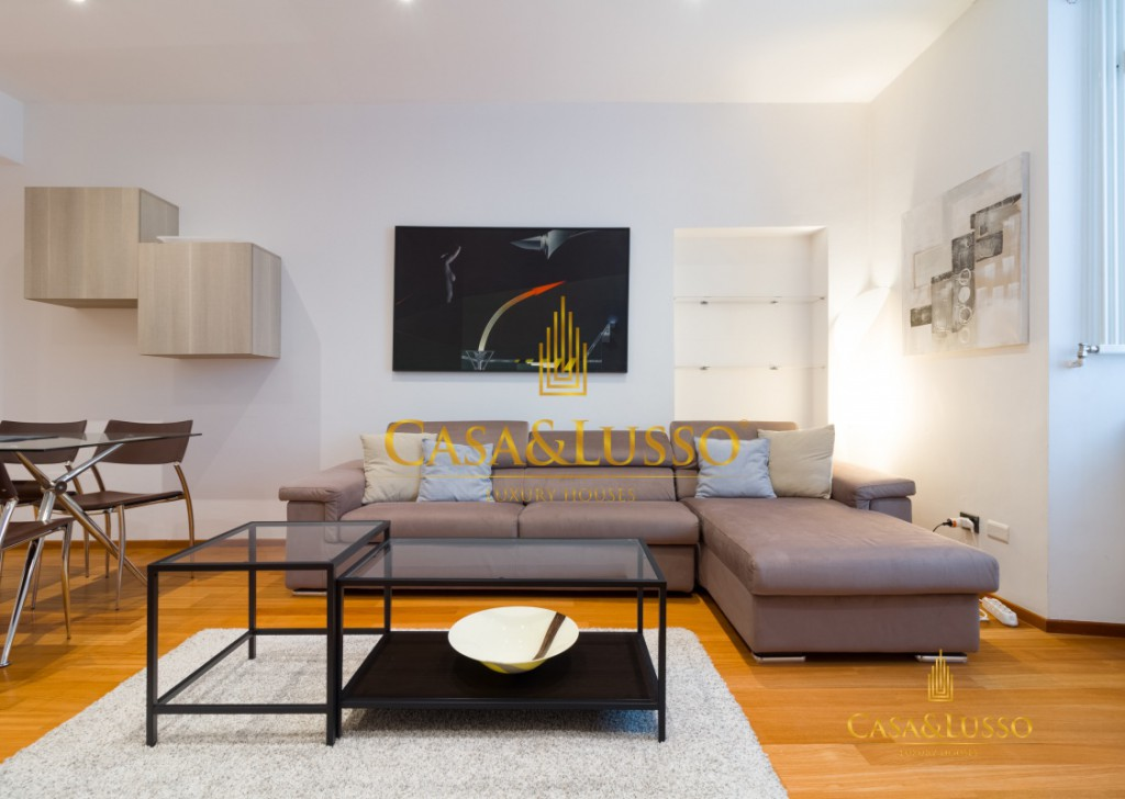 For Rent Apartments Milan - Brera, one bedroom apartment fully renovated and furnished Locality