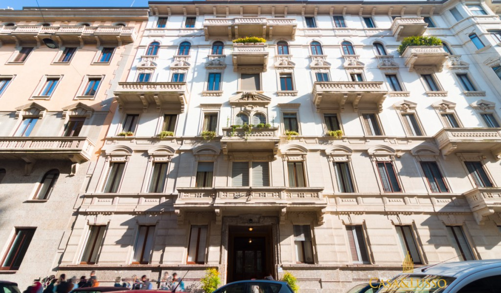 Piazza Duse, majestic residence to be renovated