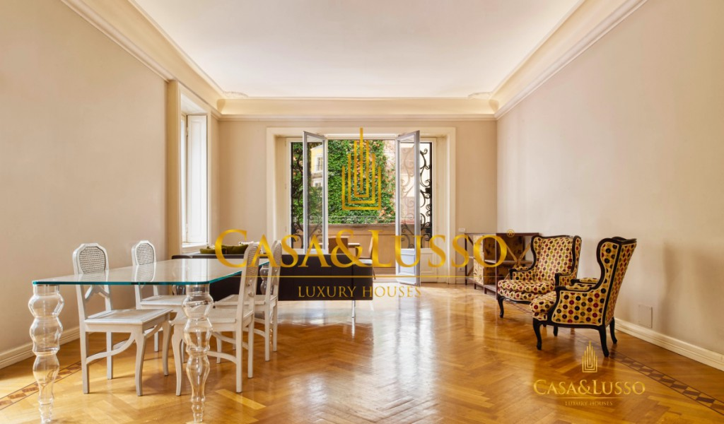 Charming apartment at the Arco della Pace