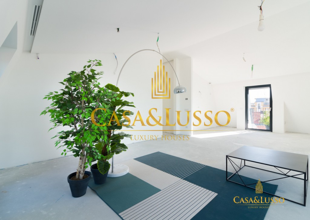 For Sale Penthouse Milan - NEW PENTHOUSE WITH TERRACE ON THE FLOOR  Locality