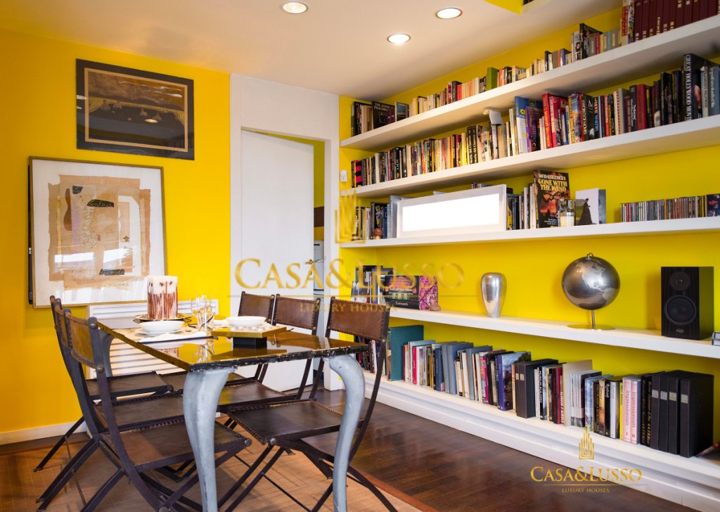 For Sale Penthouse Milan - pretty penthouse with terrace on the floor Locality