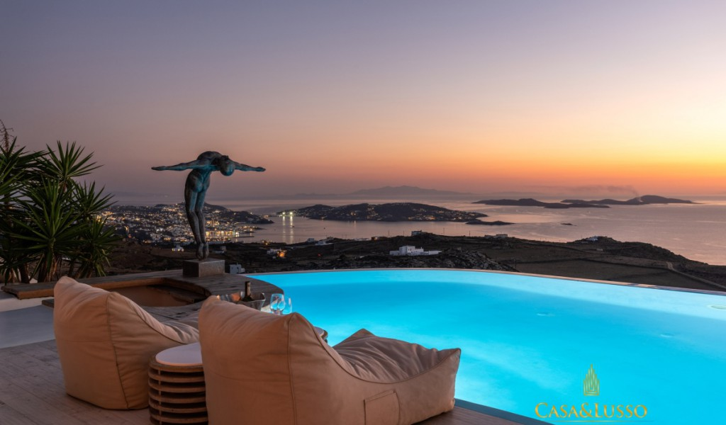 AMAZING VILLA FOR SALE IN MYKONOS PEARL OF THE CYCLADES